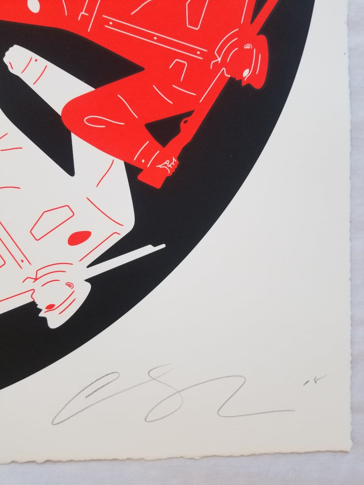Image of Cleon Peterson - Lets Start A War Black