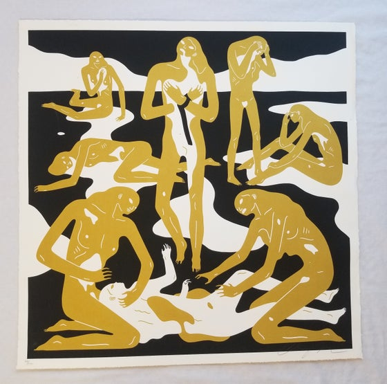 Image of Cleon Peterson Virgins - Gold