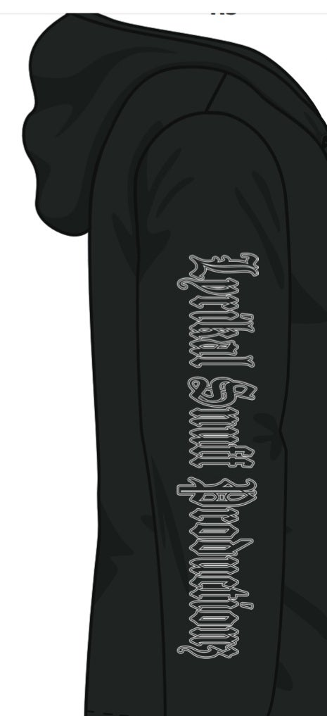 Image of LSP : 2021  LTD. EDTION ANNIVERSERY PULLOVER HOODIE