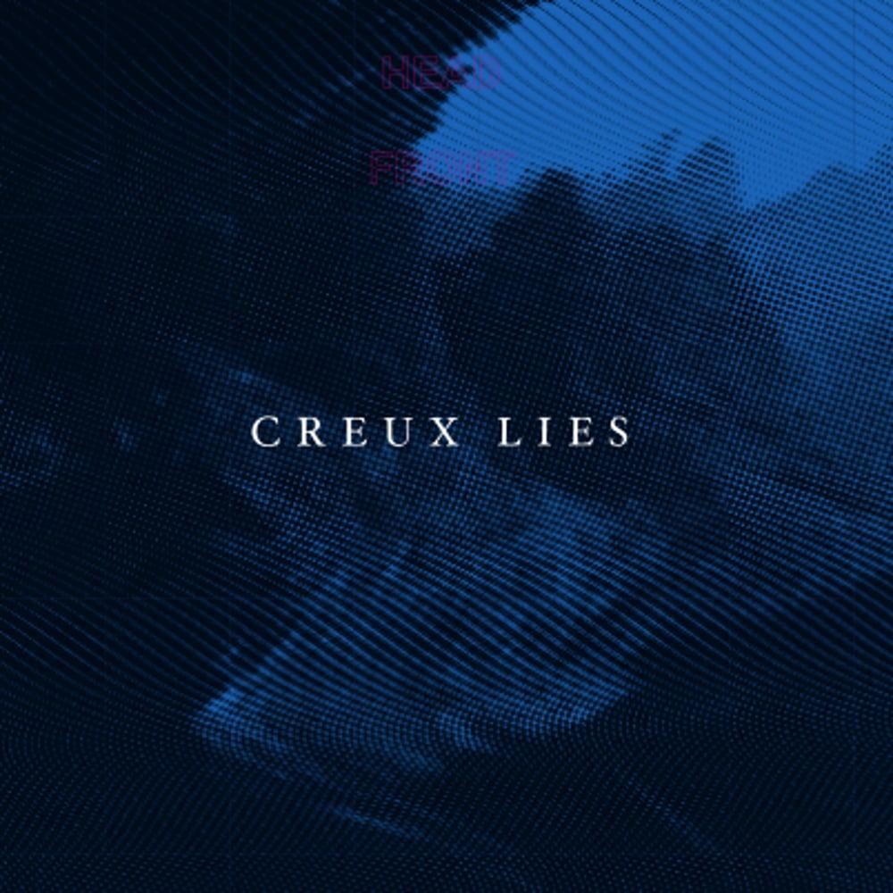 "Image of [Freak001] Creux Lies - Blue / The Veil 7"" (out: March 1)"
