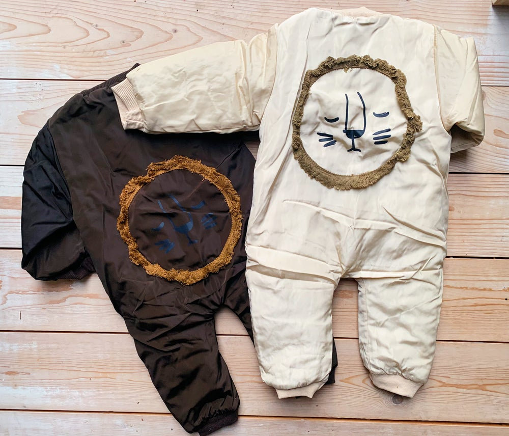 Image of THE LEO OUTDOOR ROMPER