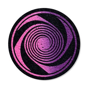 Image of GONG GLASS MATS / 3 PACK