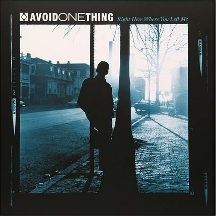 Image of Avoid One Thing - Right Here Where You Left Me CD
