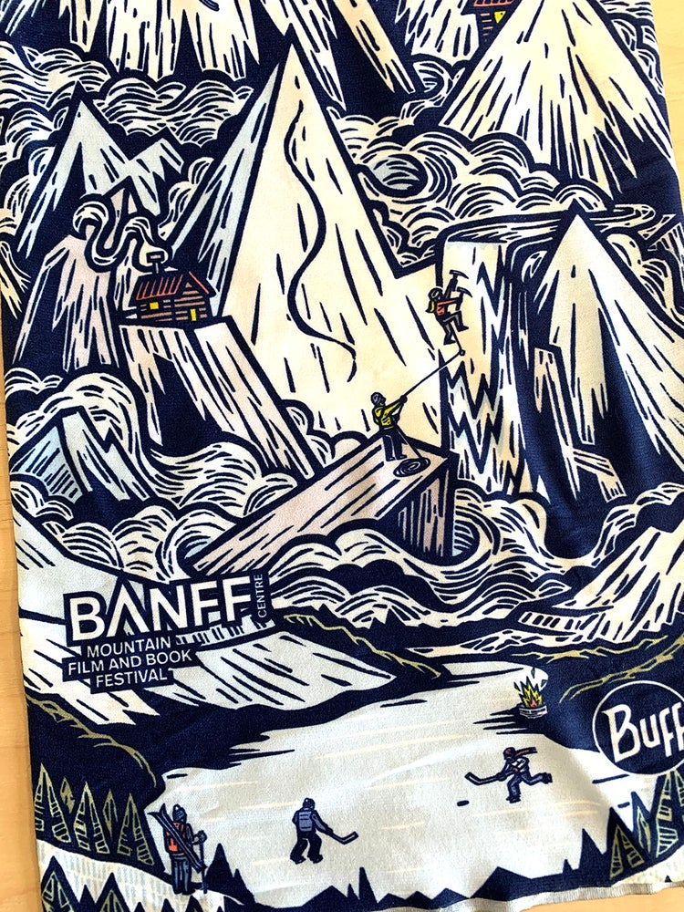 Image of 2020 Banff Mountain Film Festival Buff - Winter