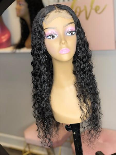 """Image of 18"""" Deepwave Wig"""