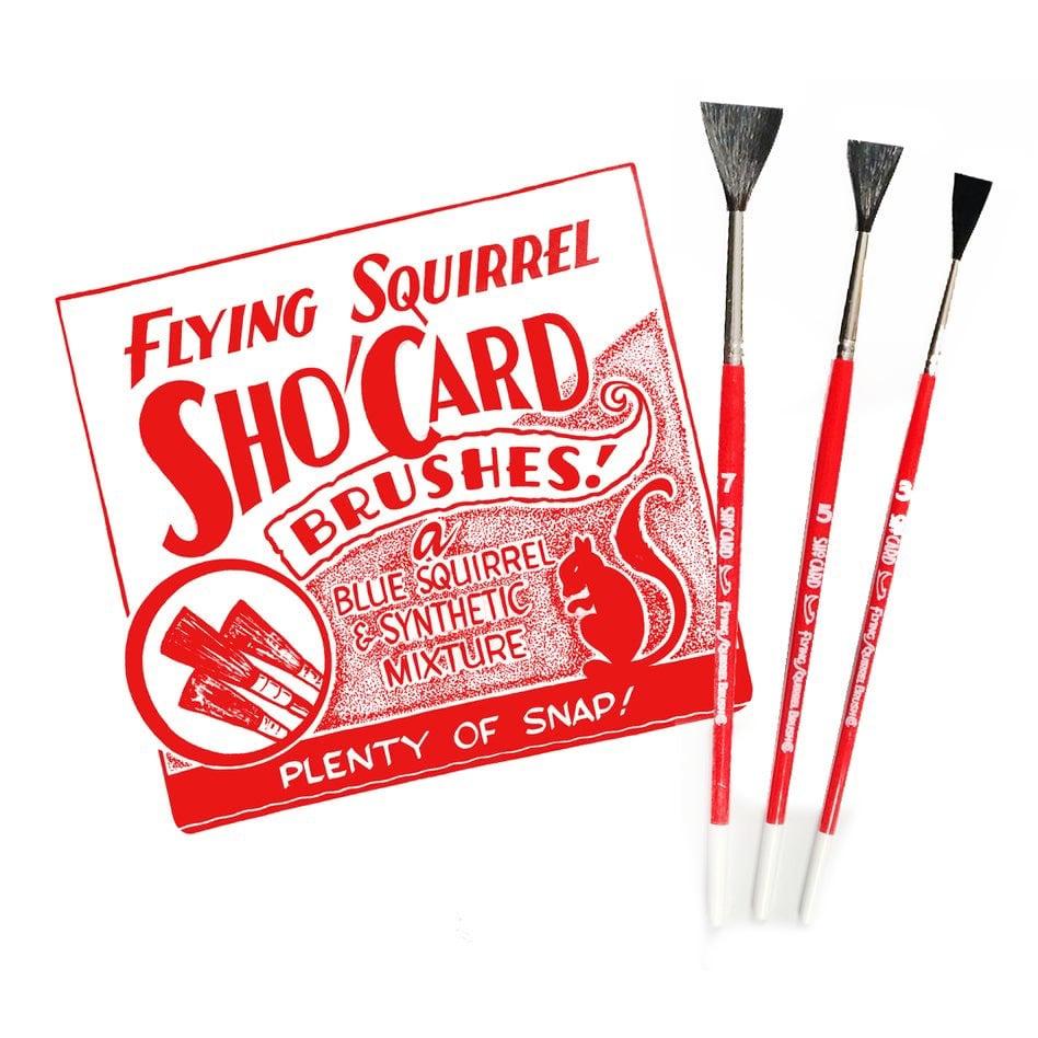 Image of Sho Card Brush set
