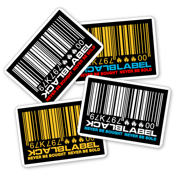 "Image of ""Barcode"" Sticker"
