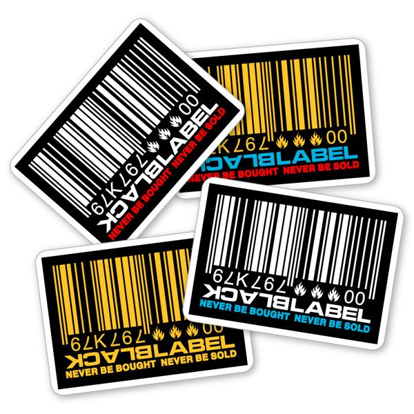 "Image of ""Barcode"" Sticker"