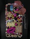 Custom Case #1-fits iPhone 11.