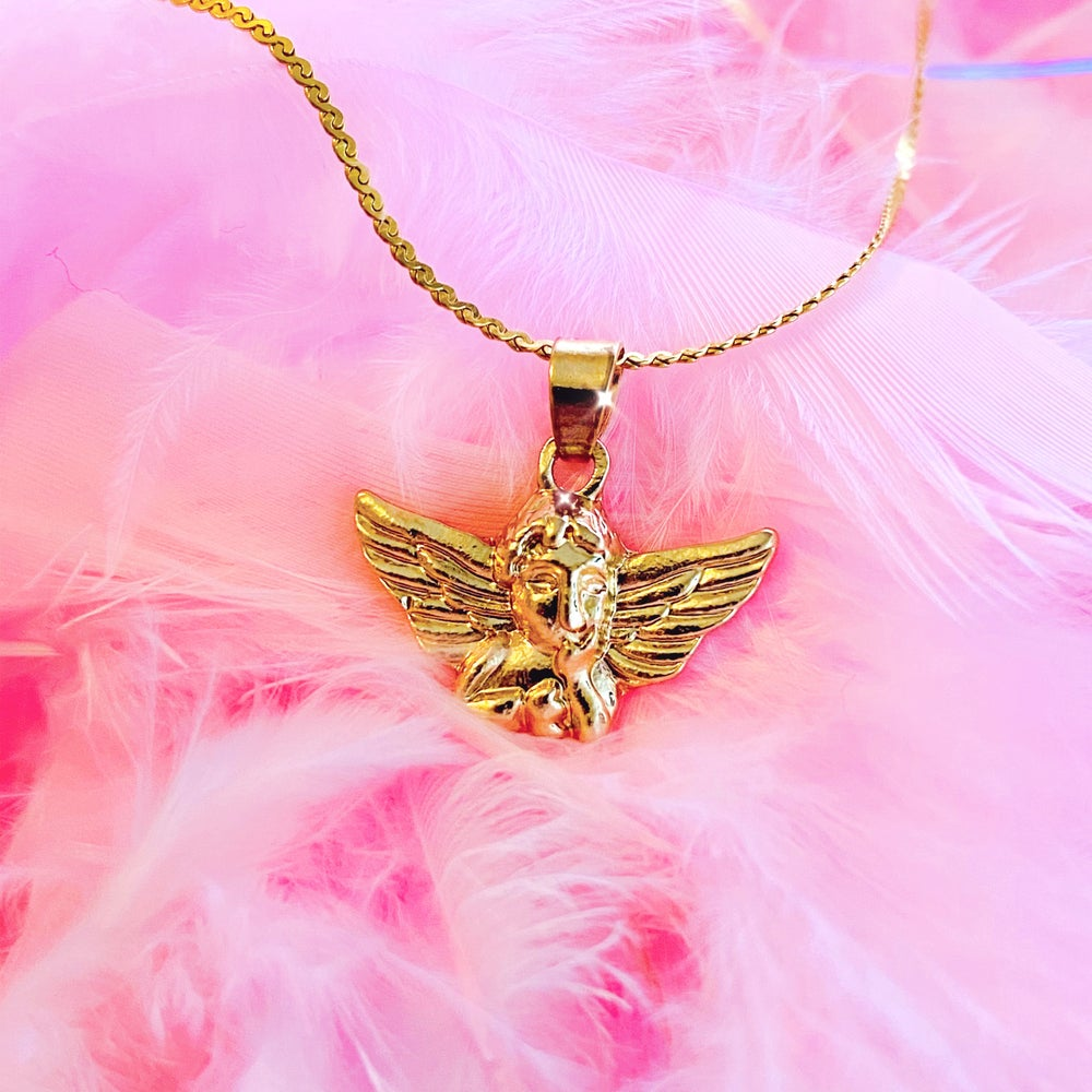 "Image of ""Angel Baby"" Necklace"