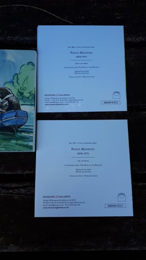 Image of Notecards - The Wind in the Willows