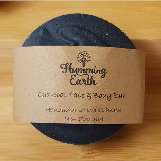 Image of Charcoal Face & Body Bar