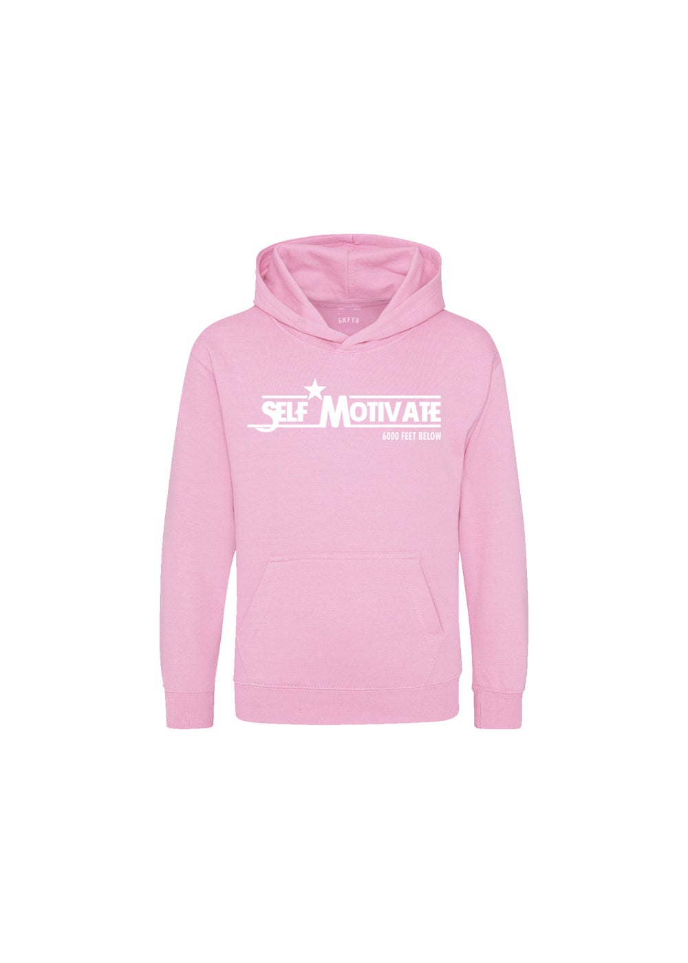 Image of SELF MOTIVATE 6KFTB HOODIE(lights)