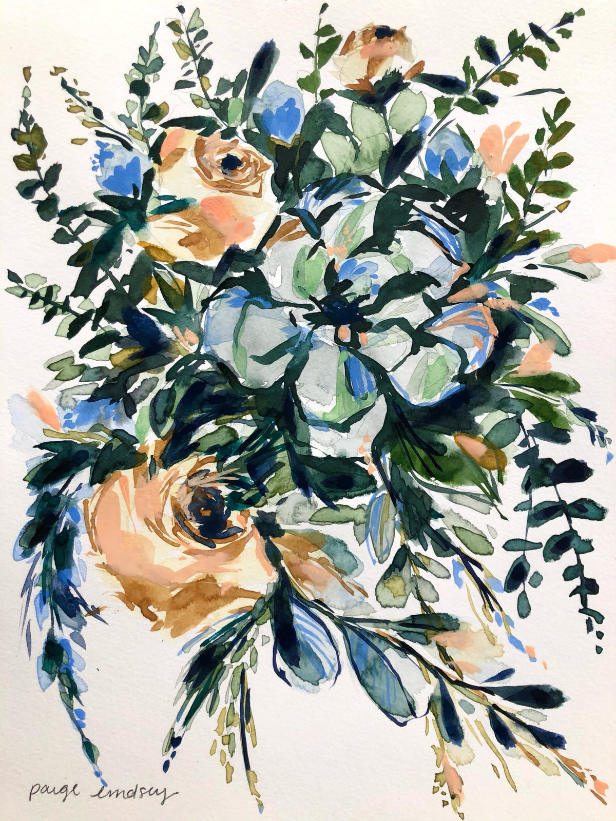 Image of Learn How to Paint Stylish Succulents