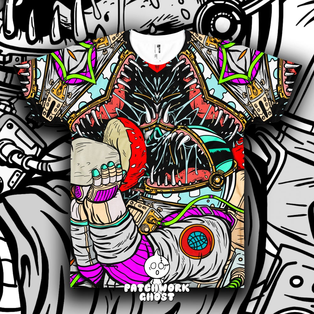 Image of Psychonaut All Over Print Shirt