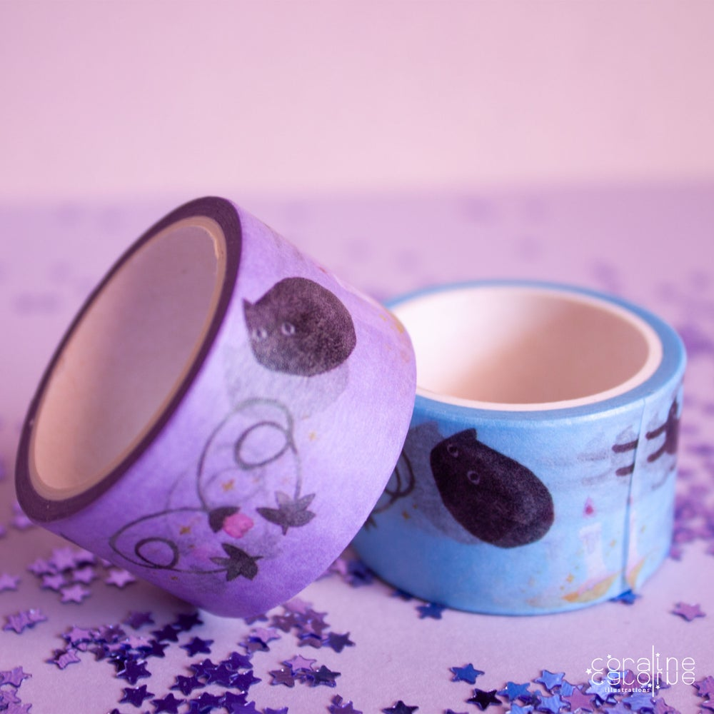 Image of Puddles Washi Tape