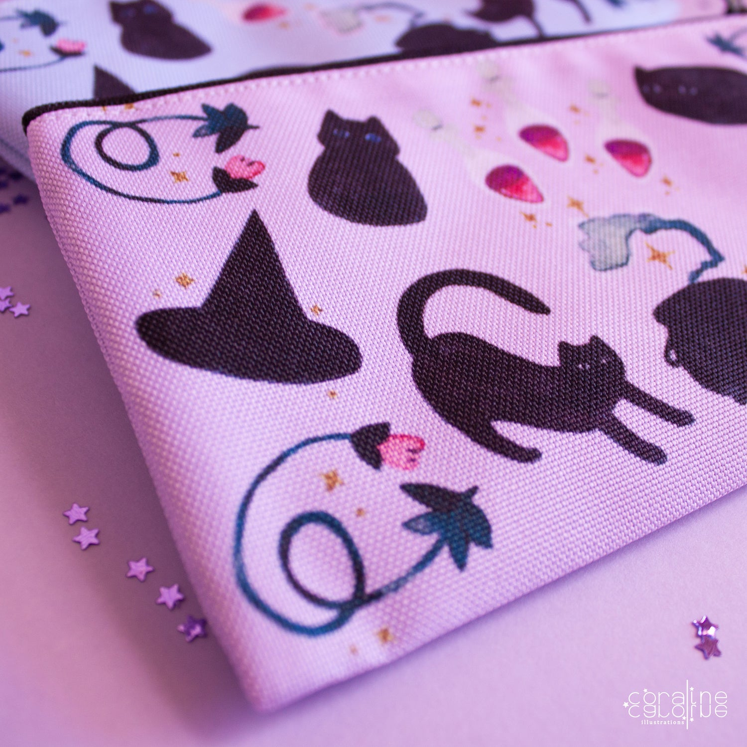 Image of Puddles Pencil Case