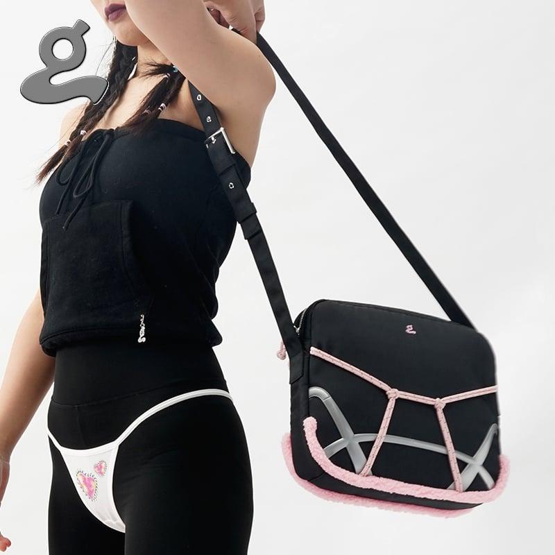 "Image of Waterproof Dacron ""XSquare Bag"""