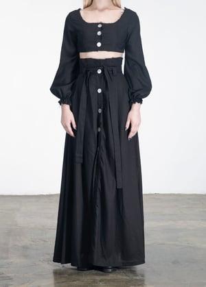 Image of SAMPLE SALE - Long Infinity Top & Skirt Set