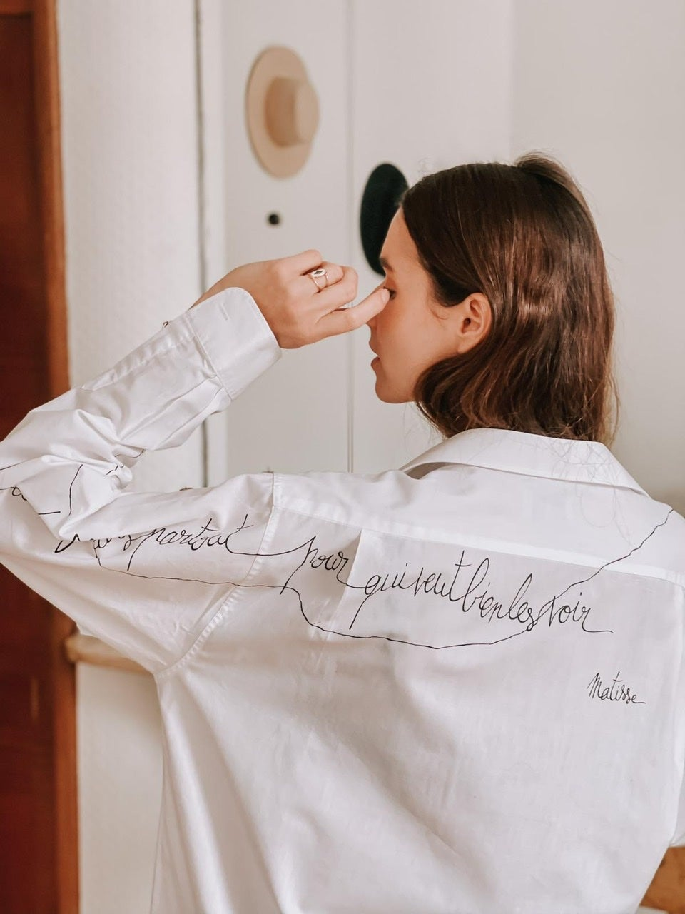 Image of Chemise «Matisse»