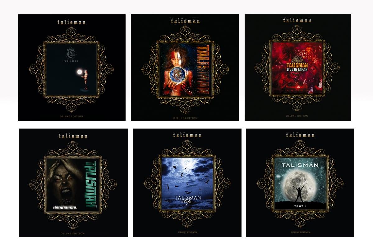 Image of Talisman 6 CD Bundle