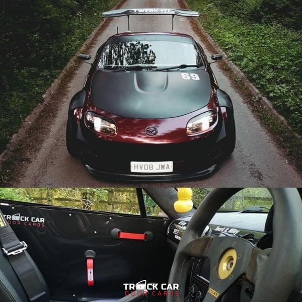 Image of Mazda MX5 - MK3 Full Door - Material Door Handle