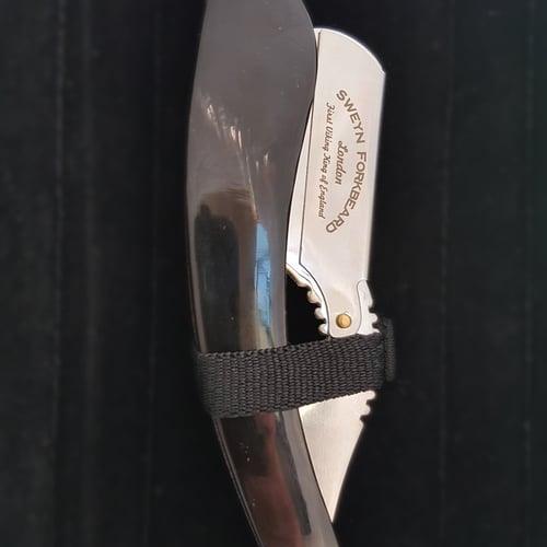 Image of Straight Razor SF Horn Handle