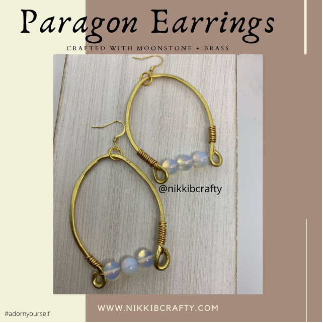 Image of Paragon Earrings
