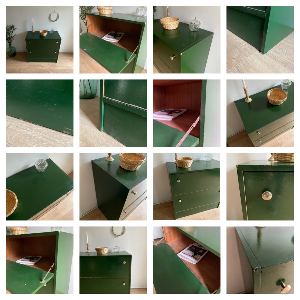 Image of Commode à clapets #105