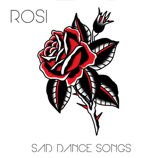 Image of [iabm005] Rosi - Sad Dance Songs LP