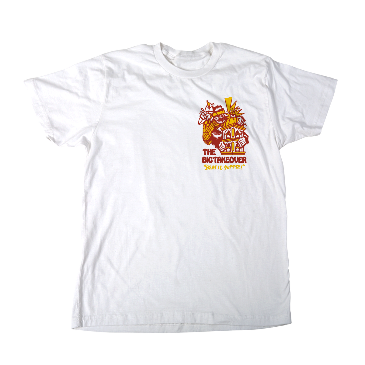 Image of Takeover Tee