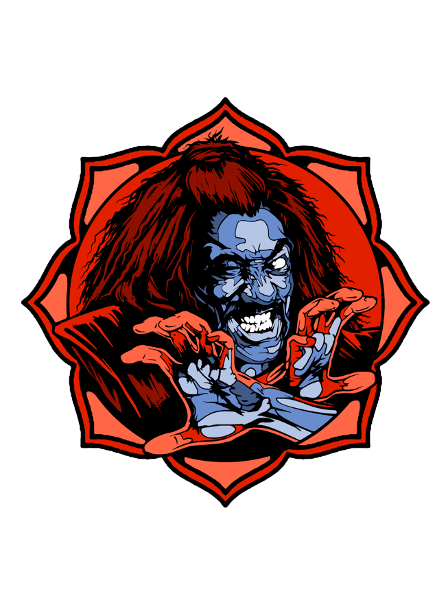 Image of Sho-Nuff The Shogun by DeathStyle Art