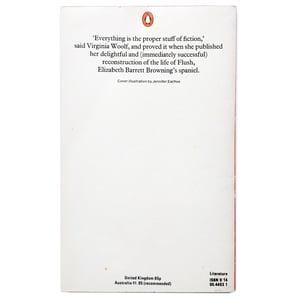 Virginia Woolf - Flush - A Biography of Emily Barrett Browning's spaniel