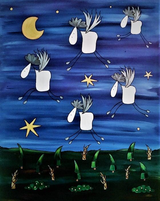 Image of Tillsammans bland stjärnorna