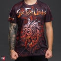 "Six Feet Under ""Skull"" Allover T-shirt"