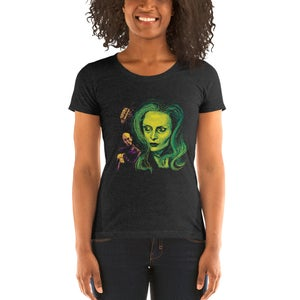 Lisa and the Devil Women's Form-fitting T-Shirt
