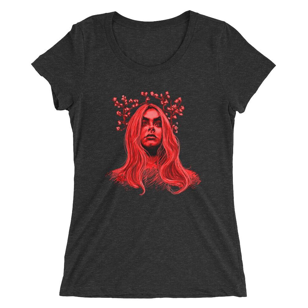 Angel Women's Form-fitting T-Shirt
