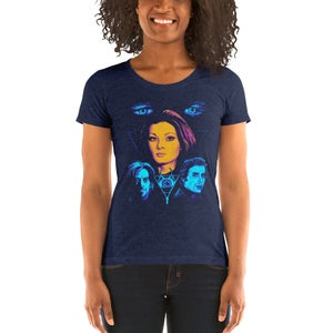 They're Coming to Get You Women's Form-fitting T-Shirt