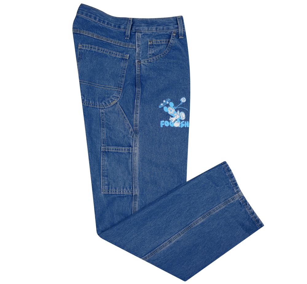 Image of Dazed Carpenter Denim (Baby Blue)