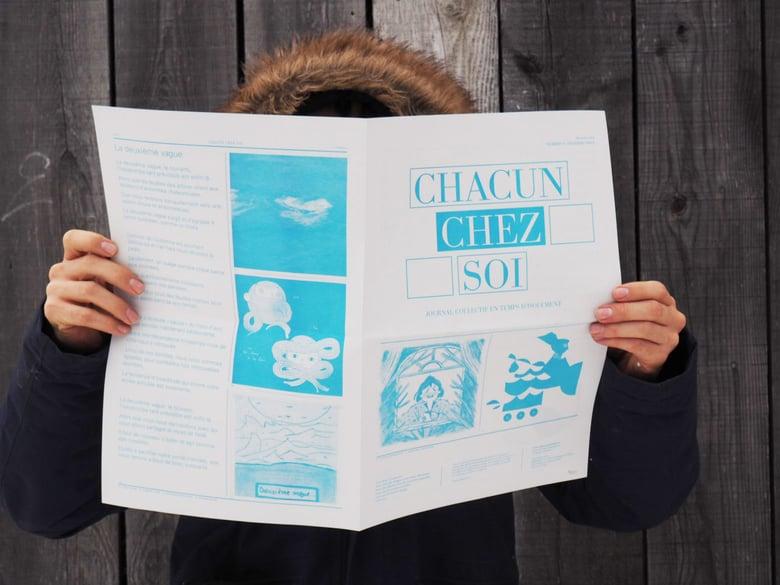 Image of Chacun chez soi - numéro 8