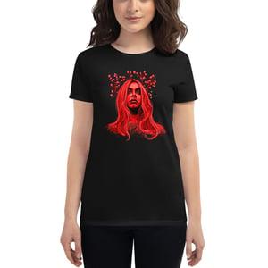 Angel Women's Fashion Cut T-Shirt