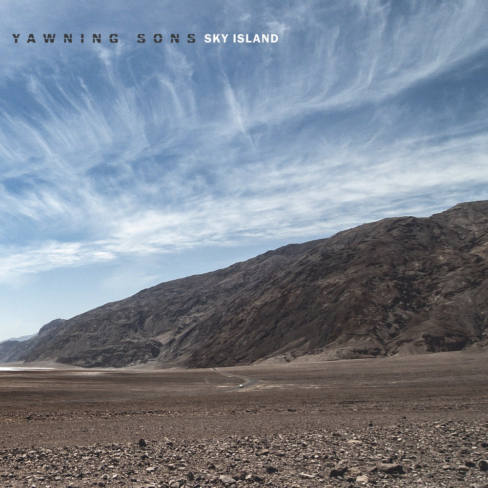 Image of Yawning Sons - Sky Island Limited Digipak CD
