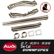 Image of Audi 2.7/RS4/RS6 De-Cat Performance Downpipes
