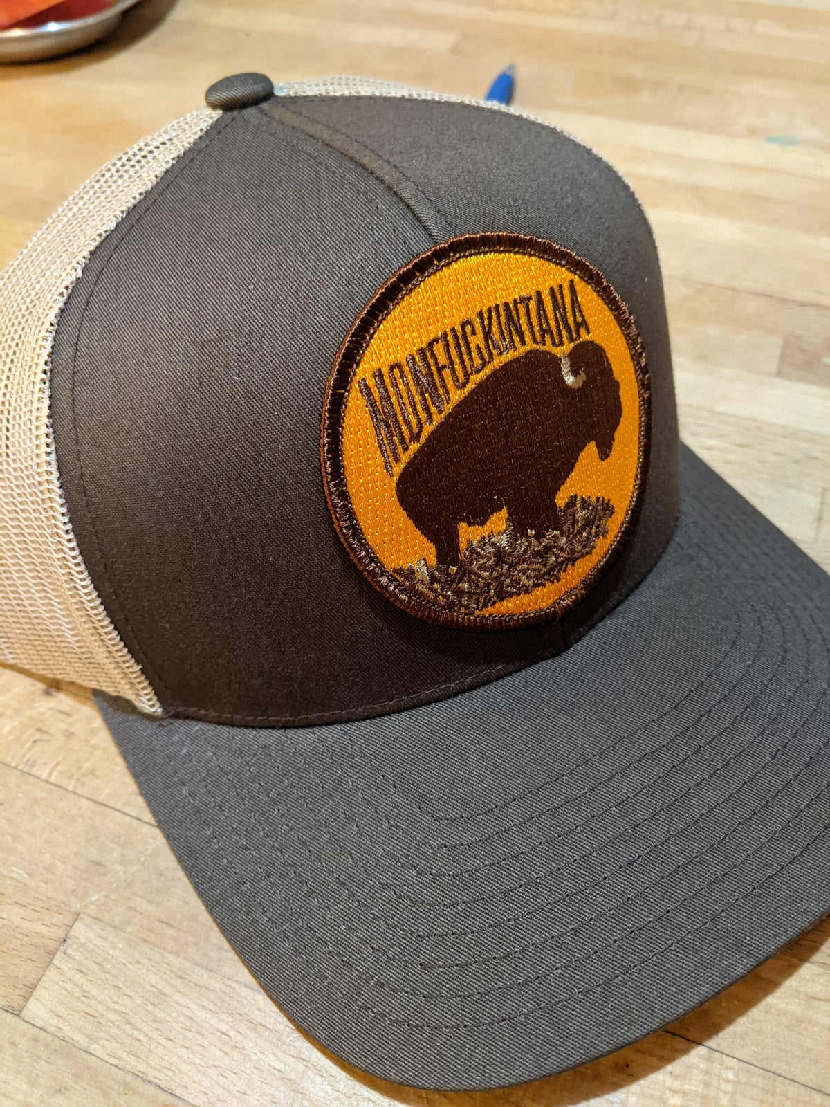 Image of BIson Hat