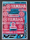 Yamaha Decal Sheets