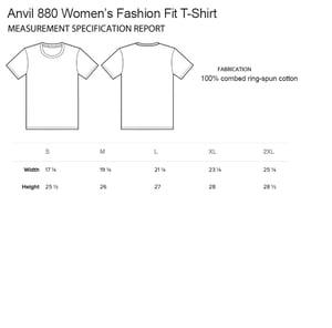 Jack Taylor Women's Fashion Cut Navy T-Shirt