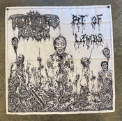 Image of TORTURE RACK 'Pit of Limbs' banner