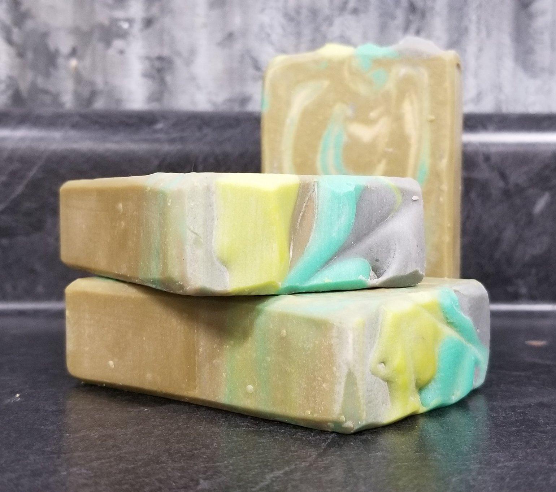 Image of Tobacco Cedar - Goat Milk Soap