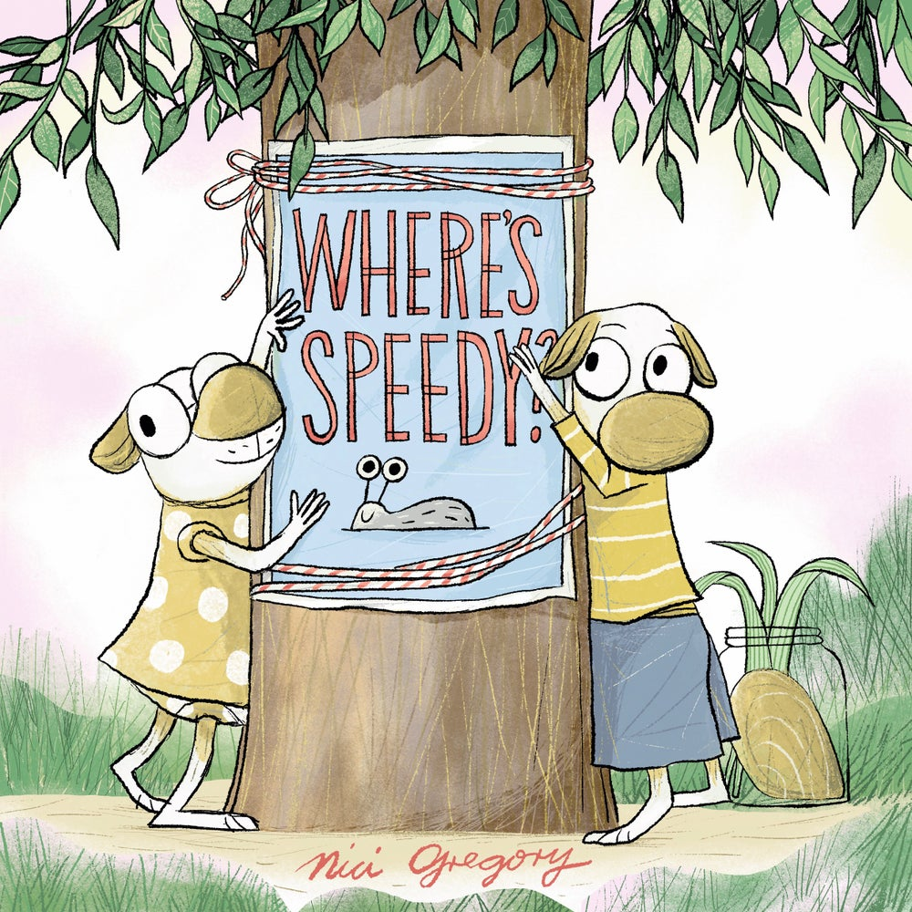 Image of Where's Speedy?