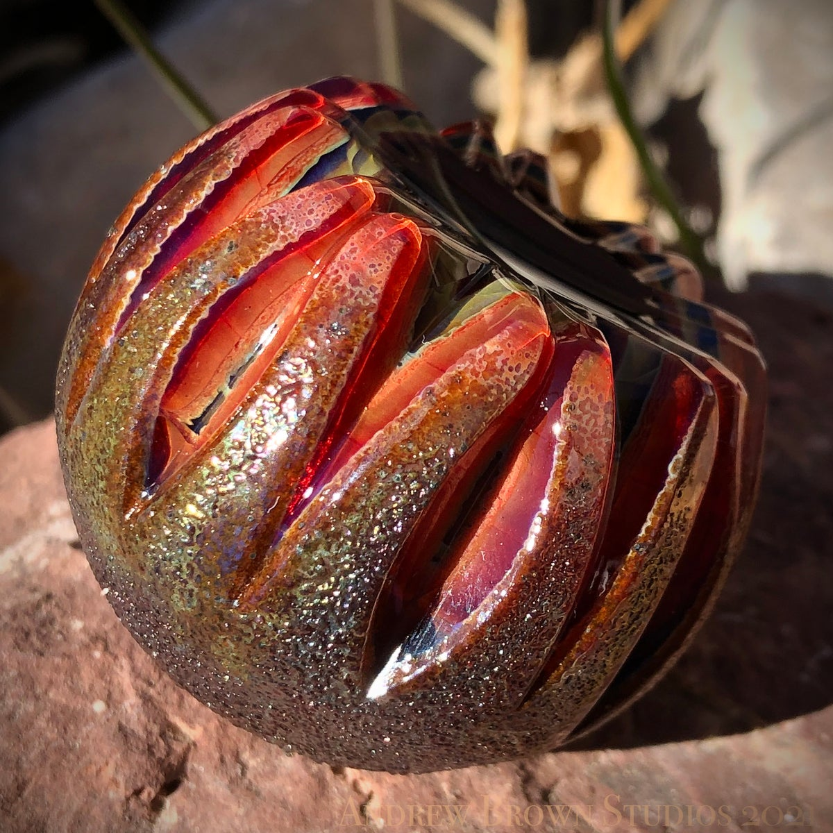 Image of Ember Paperweight